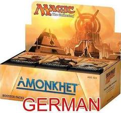 Amonkhet Booster Box - German